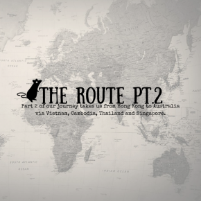 The Route. Part 2.