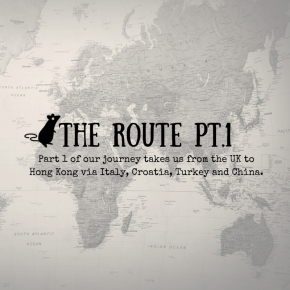 The Route. Part 1.