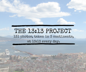 The 13:13 Project.